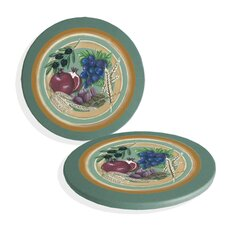 "Seven Species of Israel 18"" Lazy Susan"