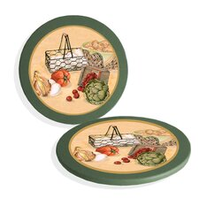 "18"" Recipes Lazy Susan"