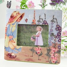 Home and Garden Afternoon Gardening Decorative Picture Frame