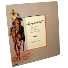 Sport Jockey Large Picture Frame
