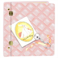 <strong>Lexington Studios</strong> Children and Baby It's a Girl Large Book Photo Album