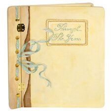 Home and Garden The Journal Book Photo Album