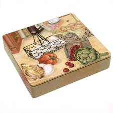 Recipes to Remember Decorative Storage Box