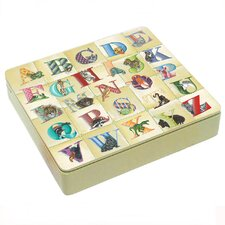 ABC's Decorative Storage Box