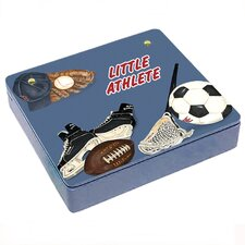 Little Athlete Decorative Storage Box
