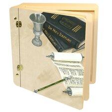 Judaica Mitzvah Memory Box