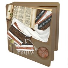 <strong>Lexington Studios</strong> Judaica His Tallit Memory Box