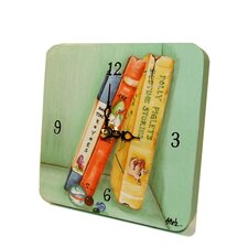 Bedtime Stories Tiny Times Clock