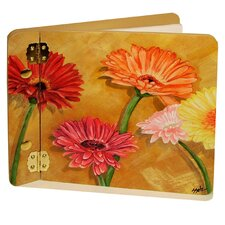 <strong>Lexington Studios</strong> Home and Garden Gerber Daisies Mini Book Photo Album