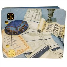 Judaica His Bar Mitzvah Mini Book Photo Album