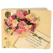 Wedding Bliss Mini Book Photo Album
