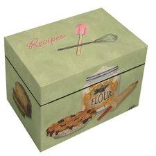 Baker's Large Index Box