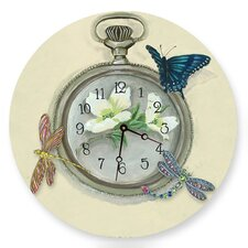 """10"""" Moments in Time Wall Clock"""