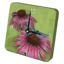 Dragon Fly Tiny Times Desk Clock