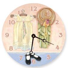 "10"" Kayla's Closet Wall Clock"