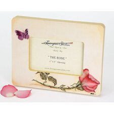 Home and Garden The Rose Small Decorative Picture Frame