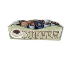 <strong>Lexington Studios</strong> Coffee Horizontal Caddy