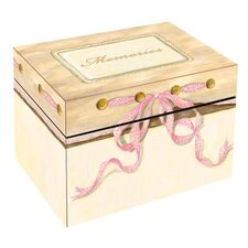 Journal Ribbon Photo Storage Box
