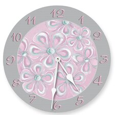 "<strong>Lexington Studios</strong> 10"" Simply Sweet Wall Clock"