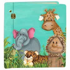 Zoo Animals Book Album