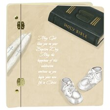 Baptism Book Album
