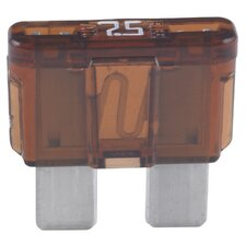 7-1/2 Amp ATC Fast Acting Blade Type Automotive Fuse ATC-7-1/