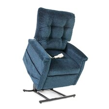Classic Collection Medium 2-Position Lift Chair with Button Back