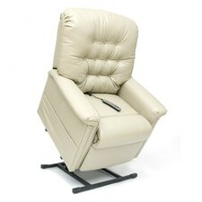 Heritage Line Heavy Duty 3 Position Lift Chair with Button Back
