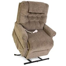 <strong>Pride Mobility</strong> Heritage Collection Heavy Duty 3-Position Lift Chair with Button Back - Quick Ship