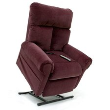 Elegance Collection Medium 3-Position Lift Chair with Split Back - Quick Ship