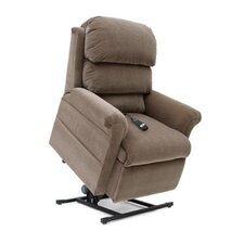 <strong>Pride Mobility</strong> Elegance Small 3-Position Lift Chair with Pillow Back - Quick Ship