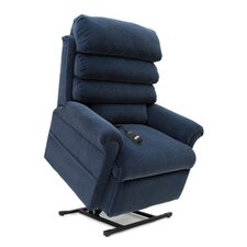 Elegance Collection Medium Wide 3-Position Lift Chair with Pillow Back