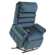 Specialty Collection Extra-Tall 3-Position Lift Chair with Pillow Back - Quick Ship