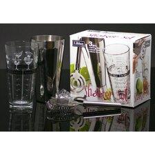 Libbey Funky Cocktails Shaker Set