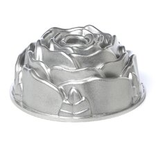 Platinum Rose Bundt Pan