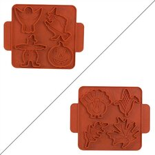 Kitchenware Halloween / Harvest Cookie Cutter Sheet
