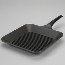 "<strong>Nordicware</strong> Pro Cast Traditions 11"" Non-Stick Grill Pan"