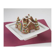 <strong>Nordicware</strong> Platinum Fairytale Cottage Bundt Cake Pan