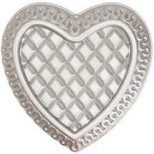 <strong>Nordicware</strong> Platinum Quilted Heart Bundt Pan