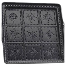 "Seasonal 9"" Snowflake Shortbread Pan"