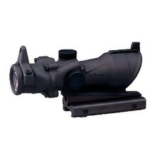 ACOG 4x32 Scope with Amber Center Illumination for M4A1 Includes Flat Top Adapter