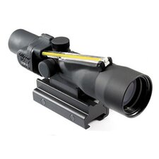 ACOG 3x30 Scope with Dual Illumination Amber 223 Ballistic Reticle with TA60 Mount