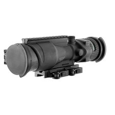 ACOG 6X48 Scope Dual Illuminated Green Dot 50 BMG M2 Ballistic Reticle with GDI Mount and ARD