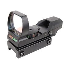 24x34 Open Red Dot Illumination Scope