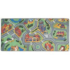Play Carpet My Neighborhood Kids Rug