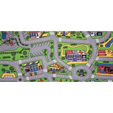 Play Carpets City Life Kids Rug