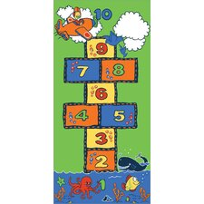 Play Carpet From Sea To Sky Kids Rug