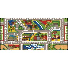 Town and Country Play Kids Rug