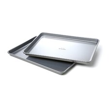 Nonstick 2-Piece Baking Sheet Set