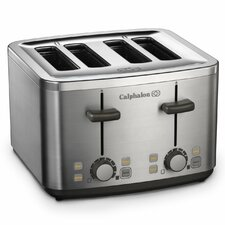 Kitchen Electrics 4 Slice Toaster